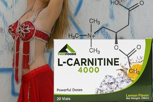 L-Carnitine: different types and its benefits