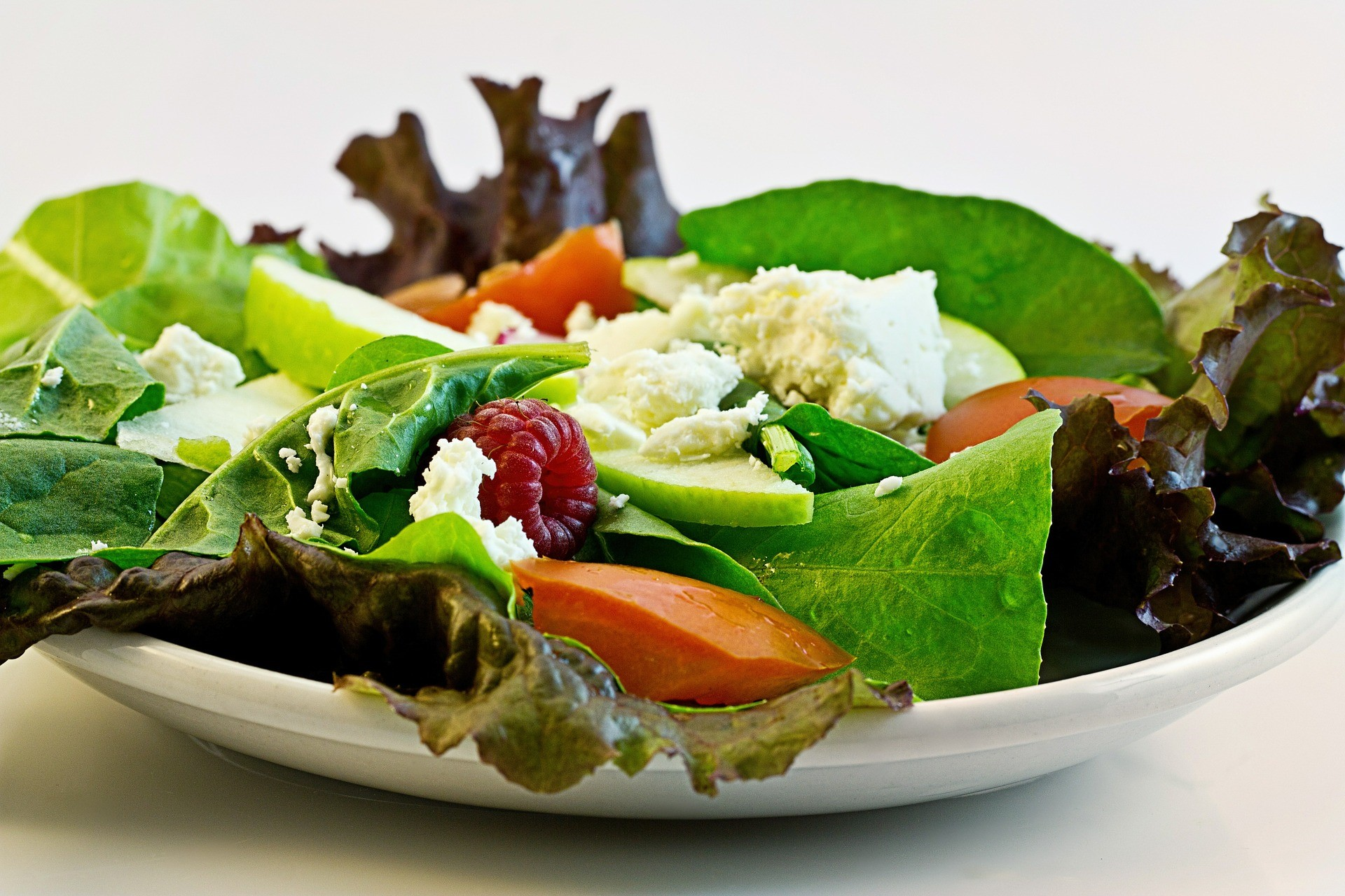 Salads are good weight loss food