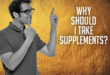Dietary supplements supplement food