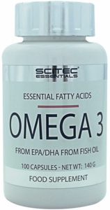 Omega 3 fats are the healthiest for the body