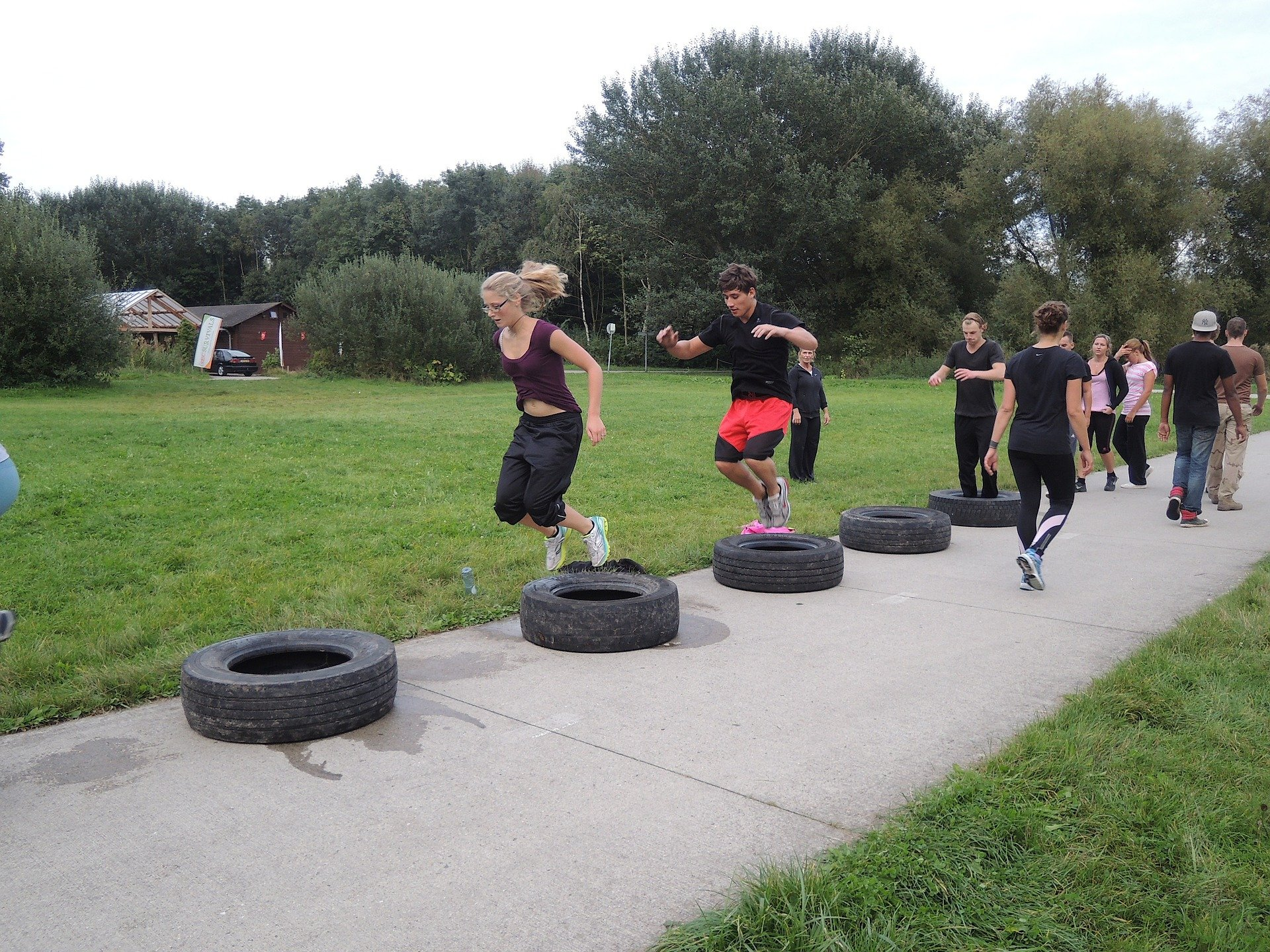 HIIT training is versatile, doesn't require much equipment and can be practiced anywhere