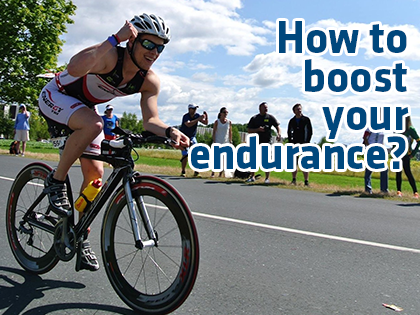 How to boost your endurance?)