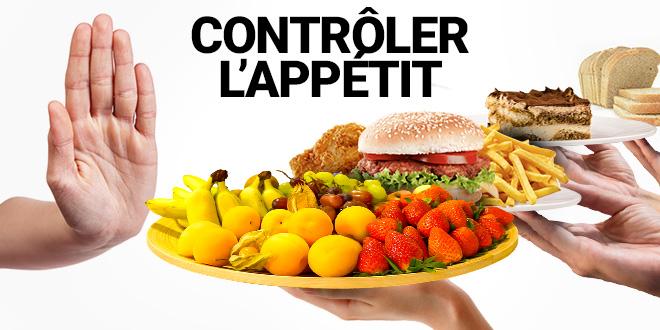 contrôler l'appétit-zumub