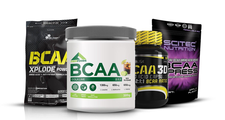 BCAA's