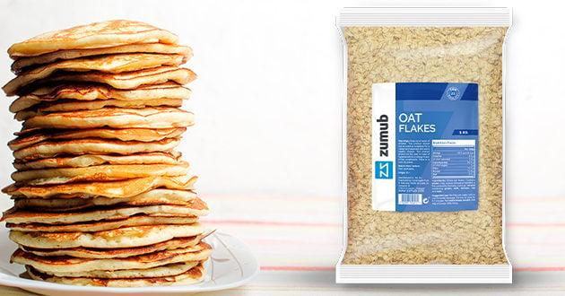 Zumub oat flakes