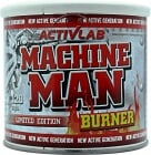 Machine Man Burner 120 cápsulas