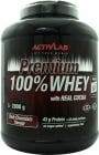 Premium 100% Whey Protein with Real Cocoa 2000g
