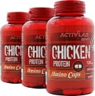 Chicken Protein Amino Caps 120 capsules Buy 2, Get 3