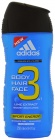 Body Hair Face 3 in 1 Sport Energy 250ml