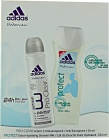 Pack Action 3 Pro Clear Deo Spray 150ml + Gel Duche Protect 250m