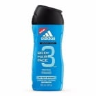 Body Hair Face 3 em 1 After Sport 400 ml
