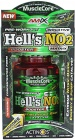 Hell´s NO2 100 capsules