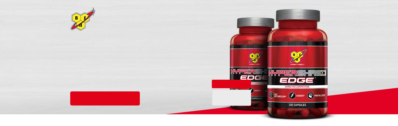 BSN Hypershred Edge