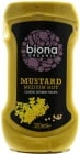 Organic Mustard Medium Hot Classic German Recipe 320g