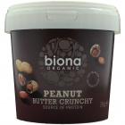 Organic Peanut Butter Crunchy 1kg