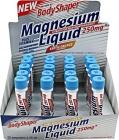 Magnesium Liquid 250mg 20 ampolas