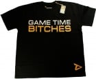 Dedicated T-shirt `Game Time´