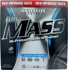 Elite Mass Gainer 4535g