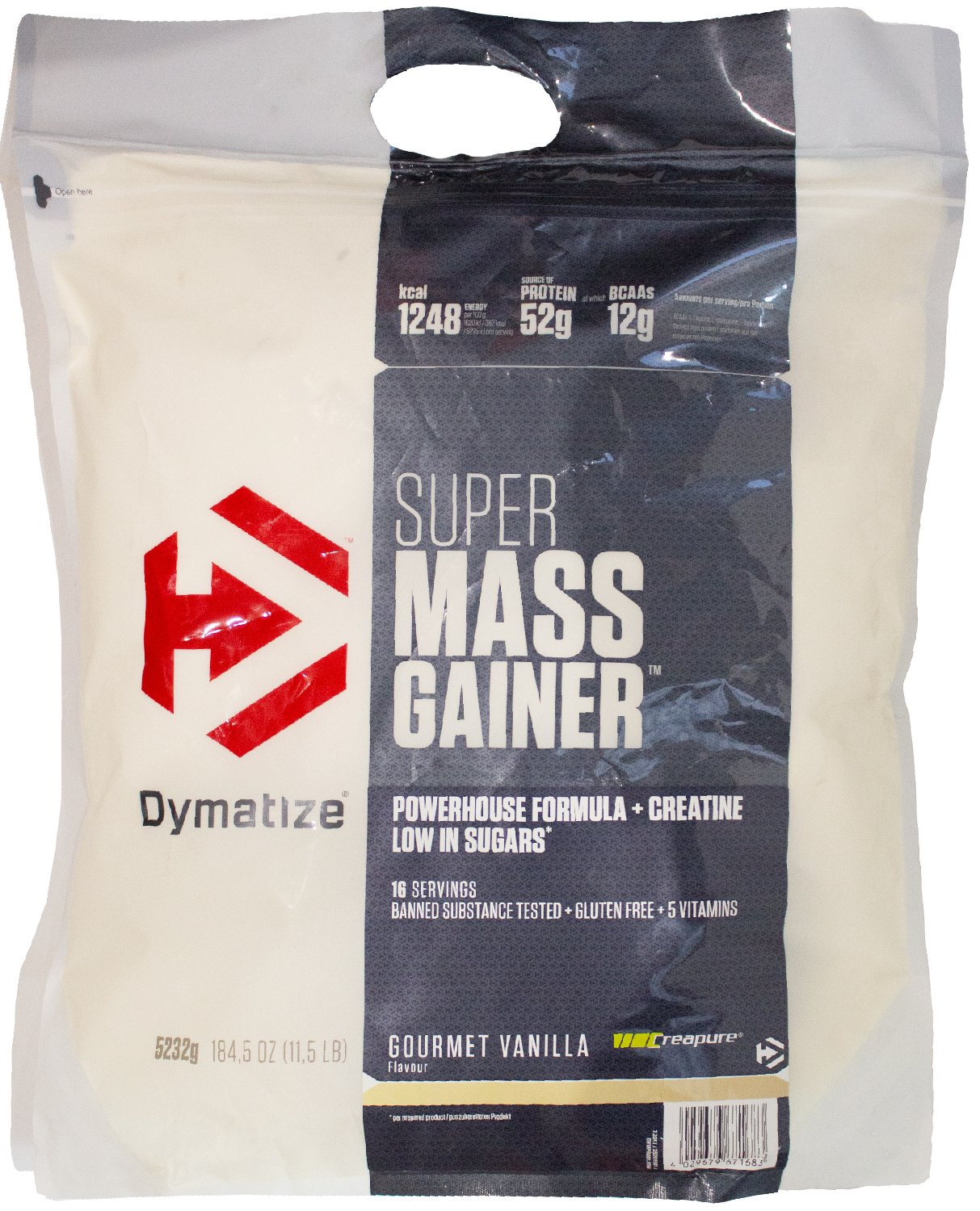 Super Mass Gainer 5.2kg