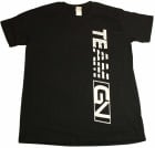 T-shirt Black 'Team GN'