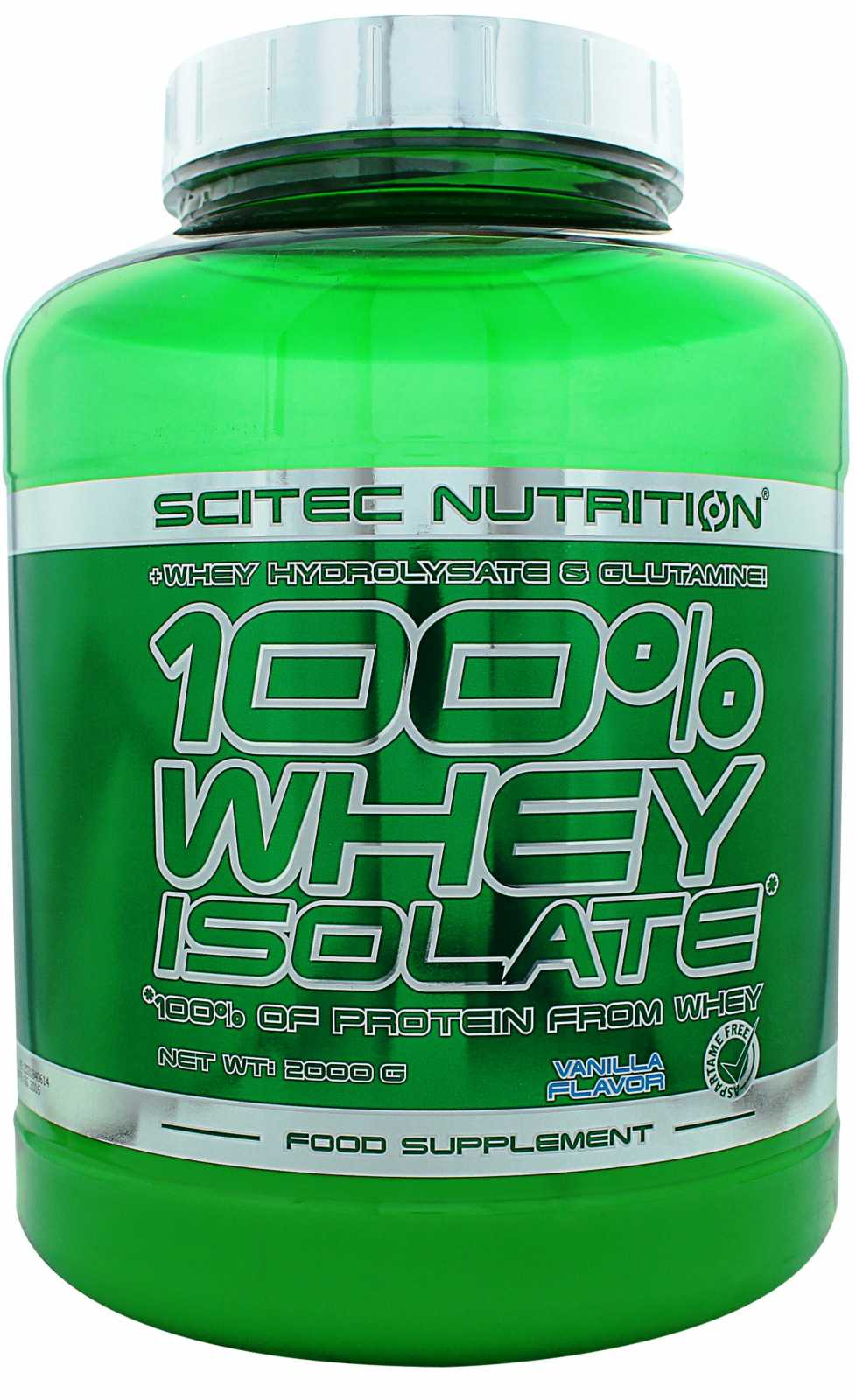 Isolate nutrition