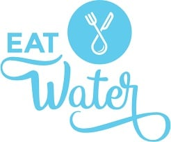 Eat Water logo