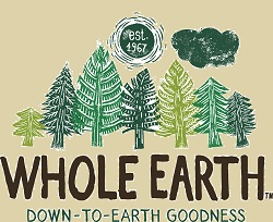 Whole Earth logo