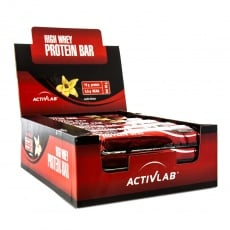 Activlab High Whey Protein Bar 24 x 80g