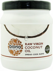 Biona Organic Organic Raw Virgin Coconut Oil
