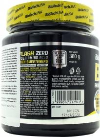 Biotech USA BCAA Flash Zero info