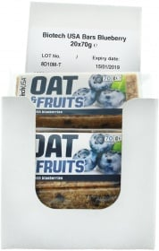 Biotech Oat & Fruits