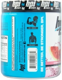 BPI Sports Best BCAA ingredients
