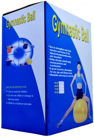 C.P. Sports Gymnastikball top