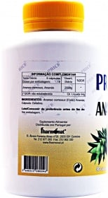 Fharmonat Ananás ingredients