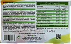 Fharmonat Biofibra nutrition label