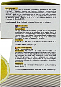 Fharmonat Biolimão Gold Maxi-Plus ingredients