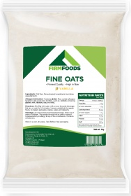 Firm Foods Fine Oats Flavoured