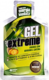 Gold Nutrition Extreme Gel Guarana