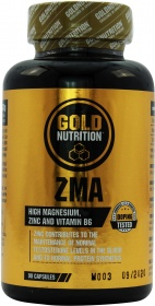 Gold Nutrition ZMA