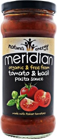 Meridian Foods Pasta Sauce