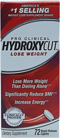 MuscleTech Hydroxycut clinical