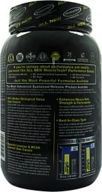 MuscleTech Micellar Whey ingredients