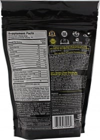 MuscleTech Nitro-Tech Performance nutrition label