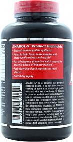 Nutrex Anabol-5 info