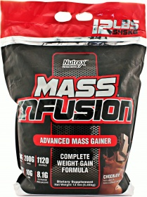 Nutrex Mass Infusion Gainer