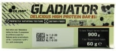Olimp Gladiator Protein Bars side