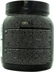 Olimp Beta Alanine Xplode ingredients