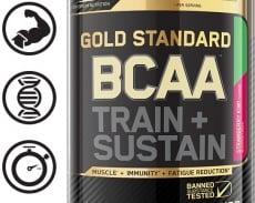 Optimum Nutrition BCAA Train + Sustain