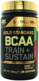 Optimum Nutrition Gold Standard BCAA T&S