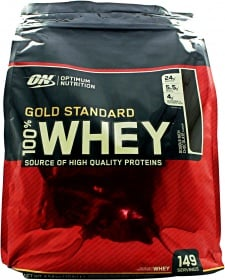 Optimum Nutrition 100% Whey Gold Standard 4,5kg